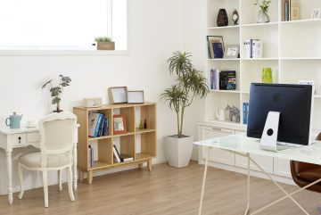 thuiswerkplek inrichten waar op letten