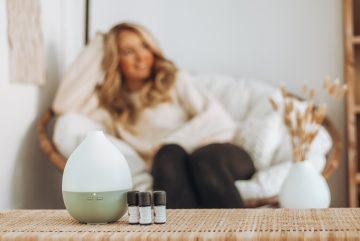 Maak je huis een thuis met aromatherapie